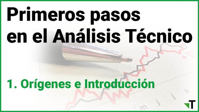 Primeros Pasos En El Analisis Técnico