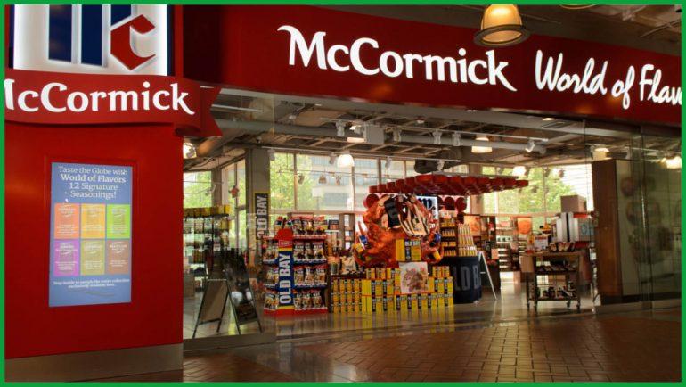 Tres Motivos Para Comprar McCormick