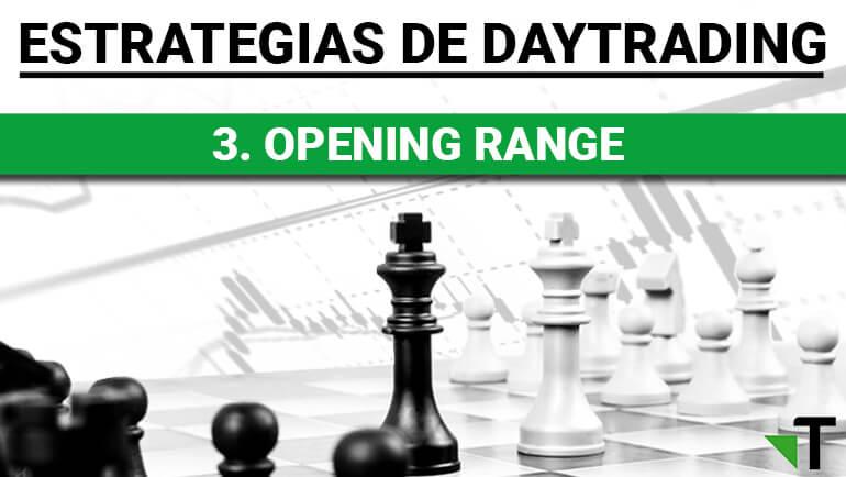 Estrategia: Opening Range De 5 Minutos