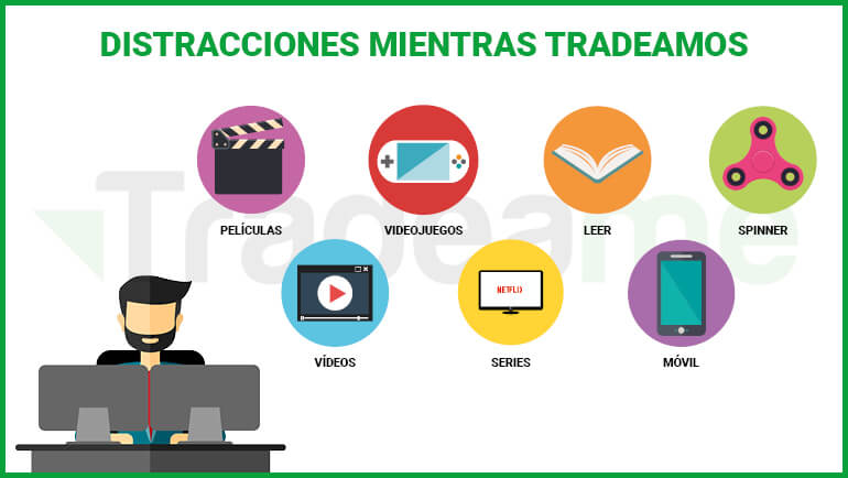Las Distracciones De Un Trader